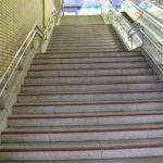 地下鉄掲示における強調のインフレ